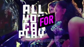 Dave and Buster's All You Can Play for $8 TV Spot, 'Craveable Combos' - Thumbnail 8