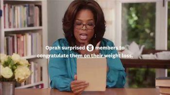 WW App TV Spot, 'Oprah Facetime Launch: First Month Free' - Thumbnail 1