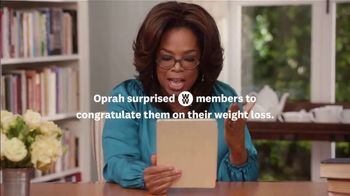 WW App TV Spot, 'Oprah Facetime Launch: First Month Free' - 242 commercial airings