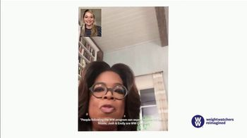 WW App TV Spot, 'Oprah Facetime Launch: First Month Free' - Thumbnail 5