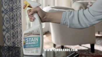 CLR TV Spot, 'Not Just Any Cleaner: Stain Magnet' - Thumbnail 9