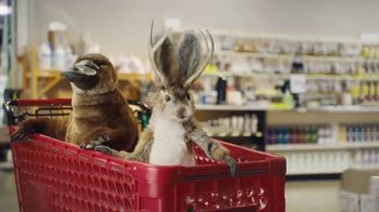 Lunchables TV Spot, 'Mixed Up: Hardware Store'