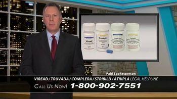 Burns Charest, LLP TV Spot, 'HIV Medication Helpline' - Thumbnail 1