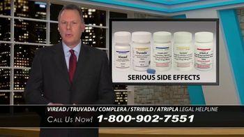 Burns Charest, LLP TV Spot, 'HIV Medication Helpline'