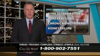 Burns Charest, LLP TV Spot, 'HIV Medication Helpline' - Thumbnail 3