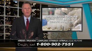 Burns Charest, LLP TV Spot, 'HIV Medication Helpline' - Thumbnail 4