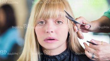 Baskin-Robbins TV Spot, 'Bad Haircuts Are Hard'