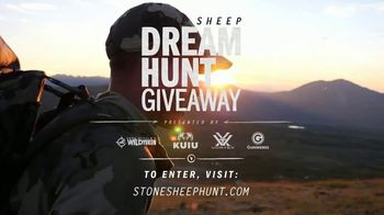 Stone Sheep Dream Hunt Giveaway TV Spot, 'One Hunter's Life' Featuring Greg McHale - Thumbnail 9