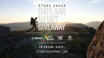 Stone Sheep Dream Hunt Giveaway TV Spot, 'One Hunter's Life' Featuring Greg McHale - Thumbnail 8