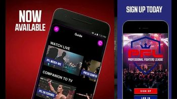 Professional Fighters League Live App TV Spot, 'Friends in the Cage' - Thumbnail 1