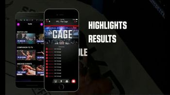 Professional Fighters League Live App TV Spot, 'Friends in the Cage' - Thumbnail 3
