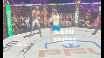 Professional Fighters League Live App TV Spot, 'Friends in the Cage' - Thumbnail 4