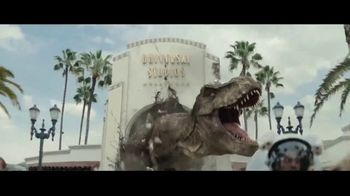 Universal Studios Hollywood TV Spot, 'Jurassic World: The Ride: It Just Got Real' - Thumbnail 8