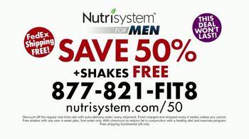 Nutrisystem for Men TV Spot, 'So Simple' - Thumbnail 10
