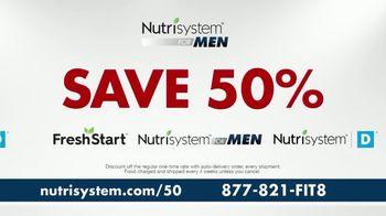 Nutrisystem for Men TV Spot, 'So Simple' - Thumbnail 6