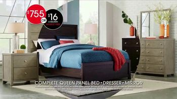 Rooms to Go TV Spot, 'Ready? 5-Piece Bedroom' - Thumbnail 4