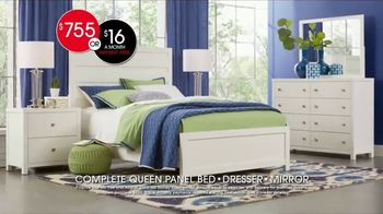 Rooms to Go TV Spot, 'Ready? 5-Piece Bedroom' - Thumbnail 5