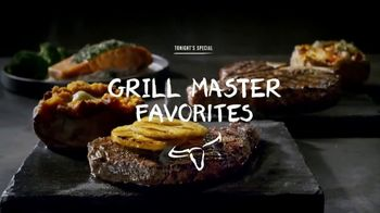 Longhorn Steakhouse Grill Master Favorites TV Spot, 'Come In'
