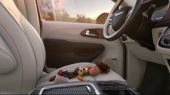 Chrysler Pacifica Blockbuster Sales Event TV Spot, 'Toy Story 4: All Clear' [T2] - 3352 commercial airings