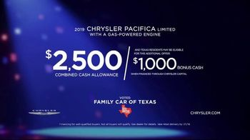 Chrysler Pacifica Blockbuster Sales Event TV Spot, 'Toy Story 4: All Clear' [T2] - Thumbnail 8