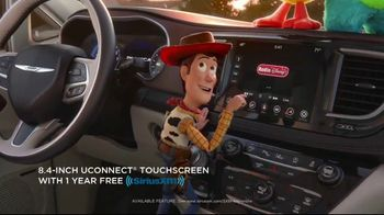 Chrysler Pacifica Blockbuster Sales Event TV Spot, 'Toy Story 4: All Clear' [T2] - Thumbnail 3
