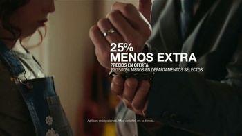 Macy's Venta del Día del Padre TV Spot, 'Regala amor' [Spanish] - Thumbnail 6