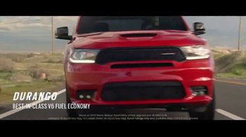 Dodge Performance Days TV Spot, 'Pedal to the Metal' [T2] - Thumbnail 4