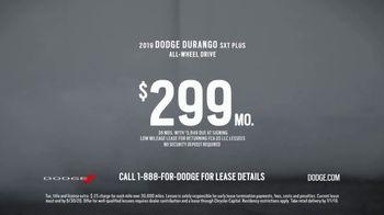 Dodge Performance Days TV Spot, 'Pedal to the Metal' [T2] - Thumbnail 9