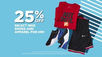 JCPenney Dad's So Rad Sale TV Spot, 'Nike, Smartwatches & Polos' - Thumbnail 4