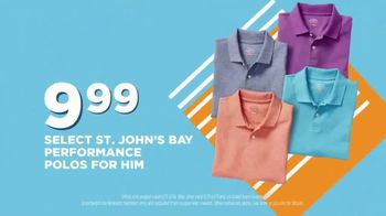 JCPenney Dad's So Rad Sale TV Spot, 'Nike, Smartwatches & Polos' - Thumbnail 6