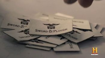 USAA TV Spot, 'History Channel: Sword & Plough' - Thumbnail 4