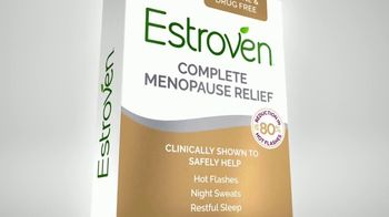 Estroven Complete Menopause Relief TV Spot, 'You're a Force' - Thumbnail 7