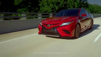 Toyota Great American Summer Event TV Spot, 'One Name Big Enough: Big Savings' [T2] - Thumbnail 1