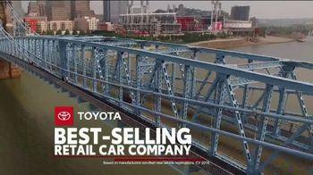 Toyota Great American Summer Event TV Spot, 'One Name Big Enough: Big Savings' [T2] - Thumbnail 2
