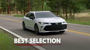 Toyota Great American Summer Event TV Spot, 'One Name Big Enough: Big Savings' [T2] - Thumbnail 3