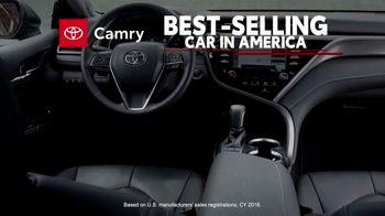 Toyota Great American Summer Event TV Spot, 'One Name Big Enough: Big Savings' [T2] - Thumbnail 4