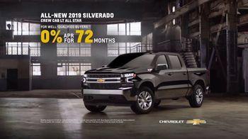 2019 Chevrolet Silverado TV Spot, 'Full of Surprises' [T2] - Thumbnail 7