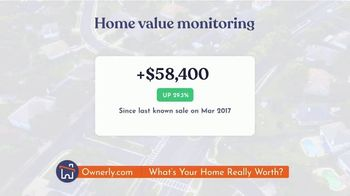 Ownerly TV Spot, 'What's Your Home Really Worth?' - Thumbnail 5