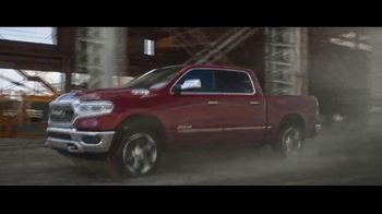 Ram Trucks TV Spot, 'Bigger Things: Look Around' [T2] - Thumbnail 6