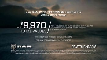 Ram Trucks TV Spot, 'Bigger Things: Look Around' [T2] - Thumbnail 9