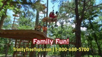 Trinity Forest Adventure Park TV Spot, '22 Zip Lines'