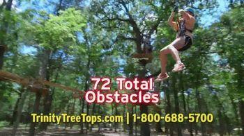 Trinity Forest Adventure Park TV Spot, '22 Zip Lines' - Thumbnail 3