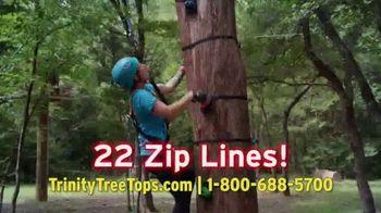 Trinity Forest Adventure Park TV Spot, '22 Zip Lines' - Thumbnail 6
