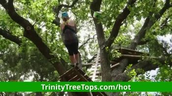Trinity Forest Adventure Park TV Spot, 'Stay & Play' - Thumbnail 1