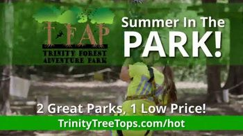 Trinity Forest Adventure Park TV Spot, 'Stay & Play' - Thumbnail 10