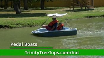 Trinity Forest Adventure Park TV Spot, 'Stay & Play' - Thumbnail 4