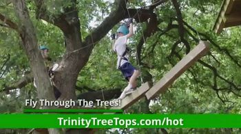 Trinity Forest Adventure Park TV Spot, 'Stay & Play' - Thumbnail 7
