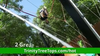 Trinity Forest Adventure Park TV Spot, 'Stay & Play' - Thumbnail 9
