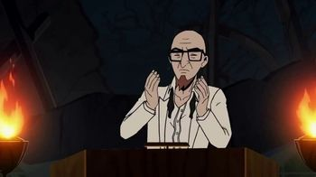 Adult Swim Venture Bros. DVD TV Spot, 'Season 7'