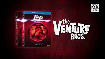 Adult Swim Venture Bros. DVD TV Spot, 'Season 7' - Thumbnail 4